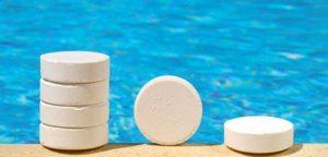 Cloro para tratamiento de piscinas