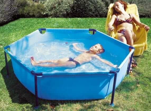 Como utilizar una piscina para niños de forma segura