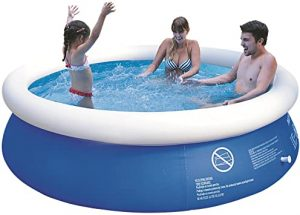 Modelo Prompt Set Pool Marin Blue 240 - Piscina Quick-up 240 x 63 cm