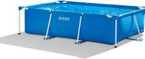 Piscinas desmontables tubulares baratas en oferta marca Intex