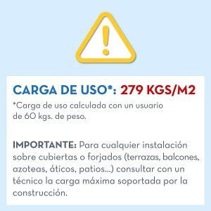 Precauciones con el modelo Intex 57173NP