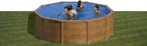 Top listado de mejores piscinas desmontables de madera