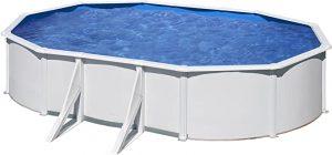venta de piscinas desmontables de acero